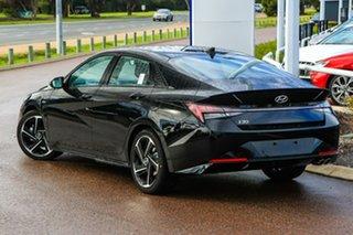 2021 Hyundai i30 CN7.V1 MY21 N Line D-CT Premium Phantom Black 7 Speed Sports Automatic Dual Clutch