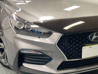 2019 Hyundai i30 PD.3 MY20 N Line D-CT Premium Fluid Metal 7 Speed Sports Automatic Dual Clutch.