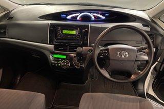 2015 Toyota Tarago ACR50R MY13 GLi White 7 speed Automatic Wagon
