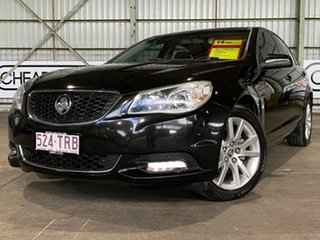 2013 Holden Commodore VF MY14 International Black 6 Speed Sports Automatic Sedan.