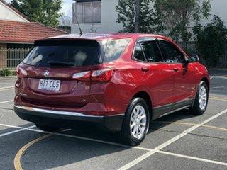 2018 Holden Equinox EQ MY18 LS+ FWD Red 6 Speed Sports Automatic Wagon.