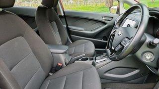 2017 Kia Cerato YD MY17 Sport Temptation Red 6 Speed Sports Automatic Hatchback