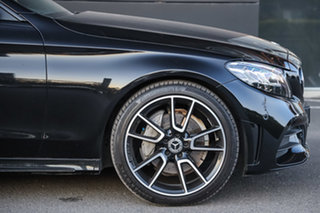 2021 Mercedes-Benz C-Class C205 801MY C200 9G-Tronic Obsidian Black 9 Speed Sports Automatic Coupe