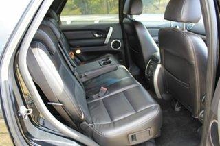 2012 Ford Territory SZ Titanium Seq Sport Shift Black 6 Speed Sports Automatic Wagon