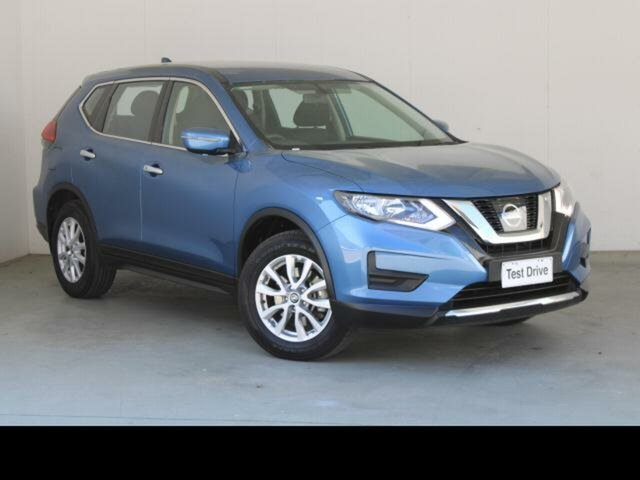 Used Nissan X-Trail T32 Series 2 ST 7 Seat (2WD) Gungahlin, 2019 Nissan X-Trail T32 Series 2 ST 7 Seat (2WD) Blue Continuous Variable Wagon