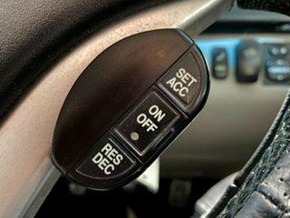 2007 Mitsubishi Triton ML MY08 GLX-R Double Cab Black 5 Speed Manual Utility