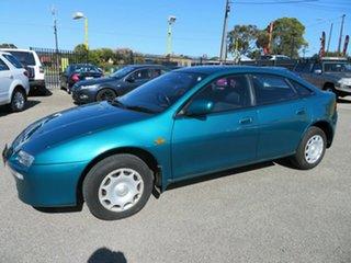 1996 Mazda 323 Astina Green 4 Speed Automatic Hardtop