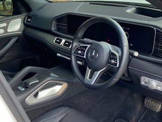 2020 Mercedes-Benz GLE-Class V167 800+050MY GLE400 d 9G-Tronic 4MATIC White 9 Speed Sports Automatic