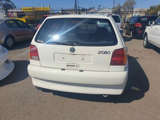 1998 Volkswagen Polo A03 4 Speed Automatic Hatchback.