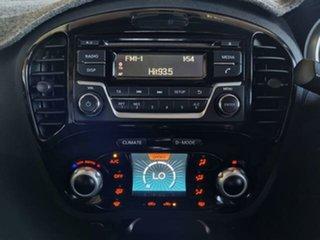 2016 Nissan Juke F15 Series 2 ST (FWD) White 6 Speed Manual Wagon