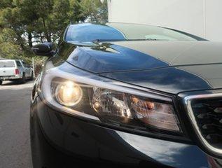 2018 Kia Cerato YD MY18 S Black 6 Speed Sports Automatic Hatchback.