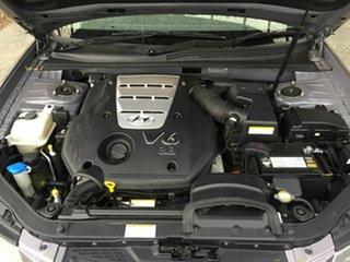 2006 Hyundai Sonata NF Silver 5 Speed Sequential Auto Sedan