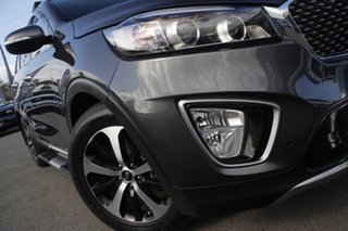 2016 Kia Sorento UM MY16 SLi Platinum Graphite 6 Speed Sports Automatic Wagon.