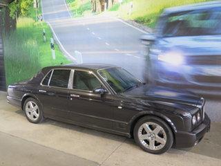 2005 Bentley Arnage T Black 4 Speed Automatic Sedan.