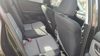 2006 Mazda 3 BK Maxx Black 4 Speed Auto Activematic Sedan