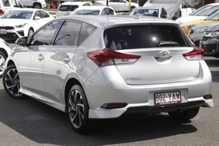 2018 Toyota Corolla ZRE182R ZR S-CVT Silver 7 Speed Constant Variable Hatchback