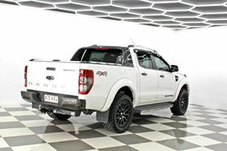 2015 Ford Ranger PX MkII Wildtrak 3.2 (4x4) White 6 Speed Automatic Dual Cab Pick Up