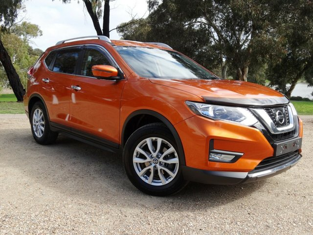 Used Nissan X-Trail T32 Series II ST-L X-tronic 2WD Morphett Vale, 2019 Nissan X-Trail T32 Series II ST-L X-tronic 2WD Copper Blaze 7 Speed Constant Variable Wagon