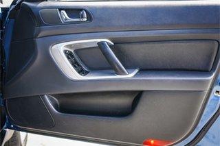 2007 Subaru Outback B4A MY07 Luxury D/Range AWD Blue 5 Speed Manual Wagon