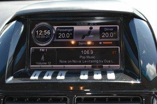 2010 Ford Falcon FG Upgrade XR6T Silver 6 Speed Auto Seq Sportshift Utility