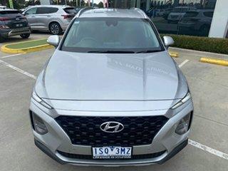 2020 Hyundai Santa Fe TM.2 MY20 Active X Typhoon Silver 8 Speed Sports Automatic Wagon