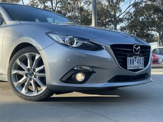 2014 Mazda 3 BM5238 SP25 SKYACTIV-Drive GT Aluminium 6 Speed Sports Automatic Sedan.