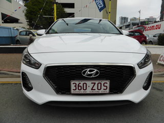 2017 Hyundai i30 PD Active White 6 Speed Auto Sequential Hatchback