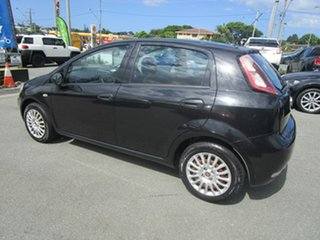 2015 Fiat Punto MY13 Pop Dualogic Black 5 Speed Sports Automatic Single Clutch Hatchback.