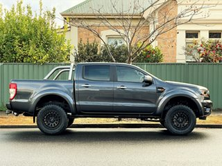 2021 Ford Ranger PX MkIII 2021.25MY XLS Grey 6 Speed Manual Double Cab Pick Up