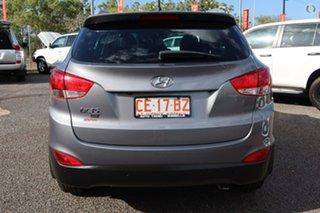2014 Hyundai ix35 LM3 MY15 SE Grey 6 Speed Sports Automatic Wagon