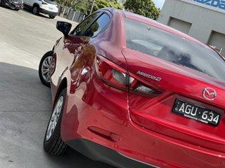 2015 Mazda 2 DL2SA6 Neo SKYACTIV-MT Red 6 Speed Manual Sedan