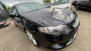 2008 Ford Falcon FG XR6 Black 5 Speed Sports Automatic Sedan.