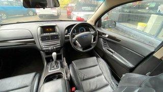 2008 Ford Falcon FG XR6 Black 5 Speed Sports Automatic Sedan