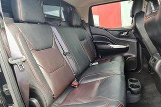 2015 Nissan Navara D23 ST-X Black 6 Speed Manual Utility