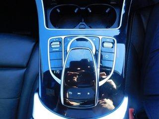 2016 Mercedes-Benz C-Class W205 806+056MY C250 d 7G-Tronic + White 7 Speed Sports Automatic Sedan