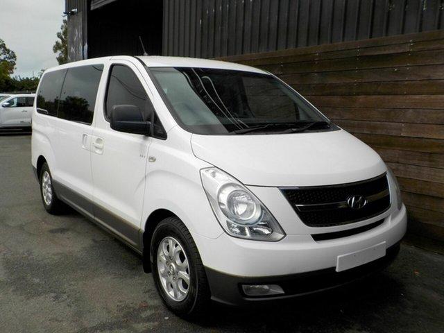 Used Hyundai iMAX TQ-W MY12 Labrador, 2012 Hyundai iMAX TQ-W MY12 White 5 Speed Automatic Wagon