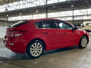 2012 Holden Cruze JH Series II MY12 CDX Red 5 Speed Manual Hatchback