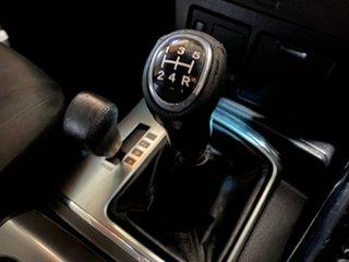 2010 Mitsubishi Pajero NT MY10 GLS Gold 5 Speed Manual Wagon