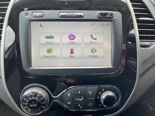 2017 Renault Captur J87 Expression EDC White 6 Speed Sports Automatic Dual Clutch Hatchback