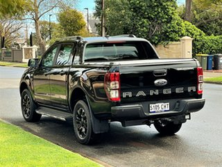 2020 Ford Ranger PX MkIII 2021.25MY Wildtrak Black 6 Speed Sports Automatic Double Cab Pick Up