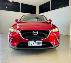 2015 Mazda CX-3 DK2WSA Maxx SKYACTIV-Drive Red 6 Speed Sports Automatic Wagon.