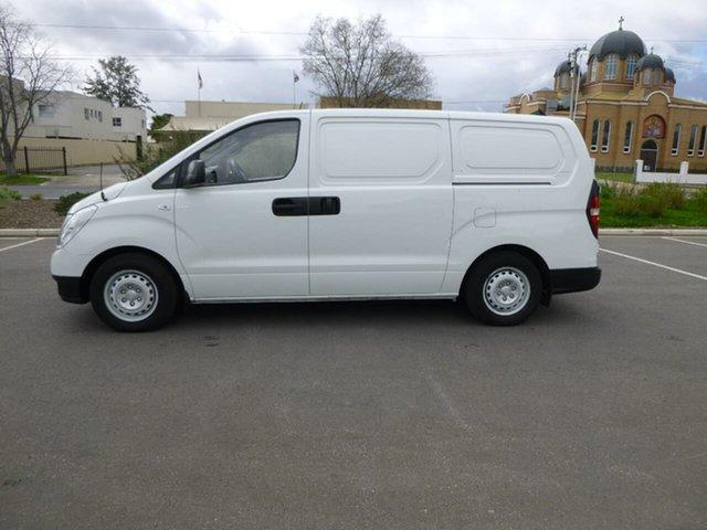 Used Hyundai iLOAD TQ-V Beverley, 2011 Hyundai iLOAD TQ-V White Manual Van