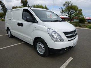 2011 Hyundai iLOAD TQ-V White Manual Van