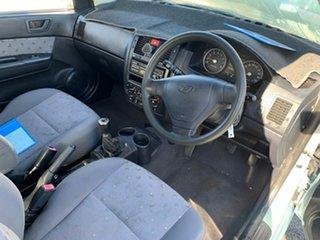 2004 Hyundai Getz TB XL Blue 5 Speed Manual Hatchback