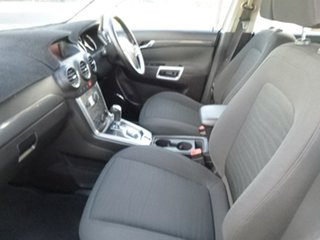 2011 Holden Captiva CG Series II 5 White Sports Automatic Wagon