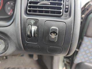 1999 Toyota Corolla AE101R CSi Seca Green 4 Speed Automatic Liftback