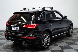 2016 Audi Q5 8R MY17 TDI S Tronic Quattro Sport Edition Black 7 Speed Sports Automatic Dual Clutch