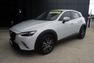 2017 Mazda CX-3 DK4W7A sTouring SKYACTIV-Drive i-ACTIV AWD Ceramic 6 Speed Sports Automatic Wagon