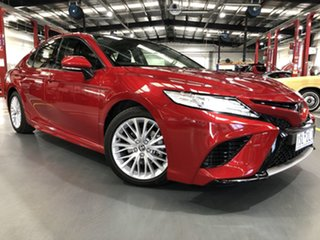 2020 Toyota Camry GSV70R SL Feverish Red 8 Speed Sports Automatic Sedan.