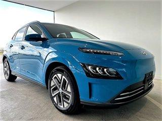 2021 Hyundai Kona Os.v4 MY21 electric Highlander Dive in Jeju 1 Speed Reduction Gear Wagon.